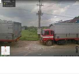 Disewakan Sebidang Tanah di Jalan Martadireja II