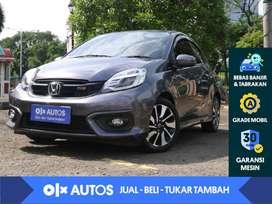 [OLXAutos] Honda Brio 1.2 RS A/T 2018 Abu - Abu