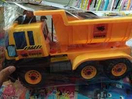 mainan anak mobil konstruksi gede