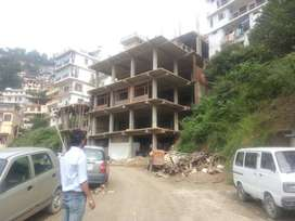 Raw floor 1700 sqft for sale in scientists colony
