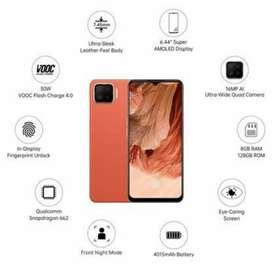 Want to sale oppo f 17 orange colour