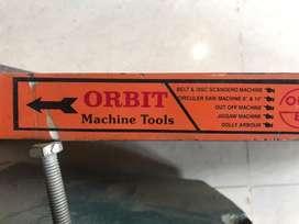 Belt &disc scanderd machine