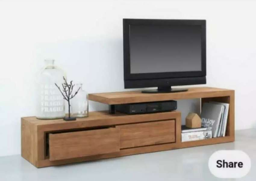 Meja tv Minimalis bufet tv Minimalis cabinet tv 0