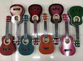 Gitar Cukulele Ukulele Kentrung Senar 4 Bahan lebih tebal
