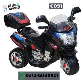 Battery Operated Bike For Kids