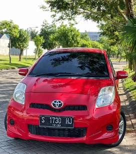 KM 56rb !! Toyota Yaris E AT 2013 Istimewa