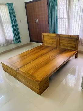 Unused new cot for sale