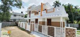Arimboor Main high way near Gated community villa ,Thrissur - 65lakhs