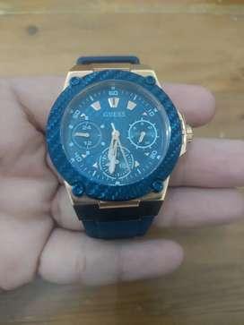 Jual jam tangan wanita merk guess