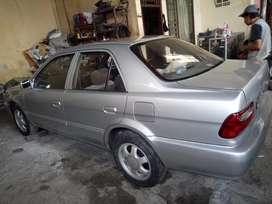 Toyota Soluna 2001