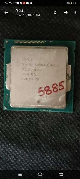 Pentium 4 th gen processor
