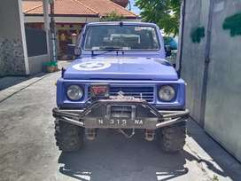 Suzuki jimny th 83 Double gardan 4x4
