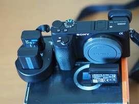 Kamera Sony a6500 Body Only bisa barter TT lumix olympus
