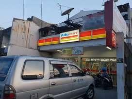 Dijual Ruko Bekas Alfamart 2 Lantai Nol Jalan Raya Lokasi Sangat Srate