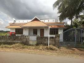 Selling new house