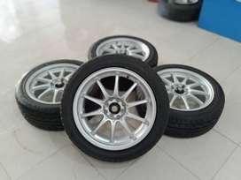 velg racing murmer type velg ce28 ring17+ban