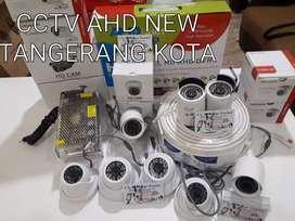 CCTV AHD NEW #4 kamera*4 Ch @ tangerang kota { di jamin bagus#jernih}.
