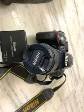 Nikon DSLR D5300