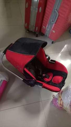 Car seat baby merk baby elle