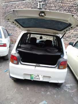 I want to sell a cuore 2004 registered model