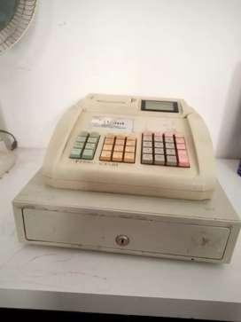 Di jual mesin kasir /cash register primatech second type ZQ ECR 1200
