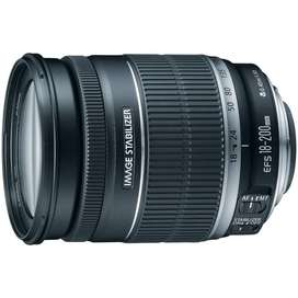 Canon EF-S 18-200mm f/3.5-5.6 IS Standard Zoom Lens for Canon DSLR Cam