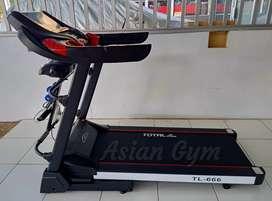 Treadmill Auto Incline terbaru 2Hp