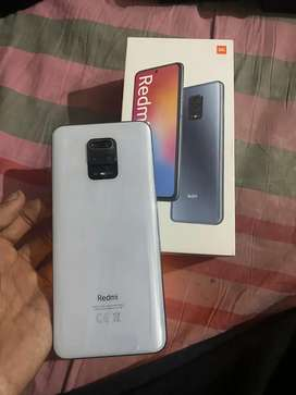 Redmi note9s three months used