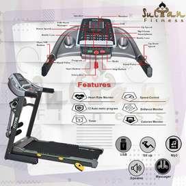 Alat Olahraga Fitness Treadmill TL- 288 alat Fitness