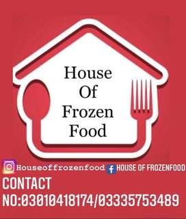 House of frozen food