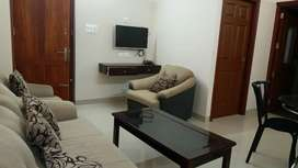 Nr Cosmo Hospital 2Bhk Fully Furnished Upper Floor House.. Rent..