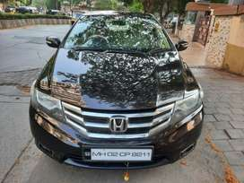 Honda City 2011-2013 1.5 V MT Sunroof, 2012, Petrol