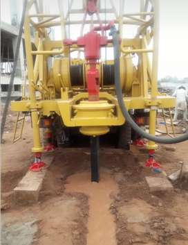 Water drilling / water boring/ Borehole drilling/Tubewell construction