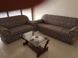 3+2 Sofa and Center Table