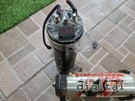 Audio mobil Capacitor Digital