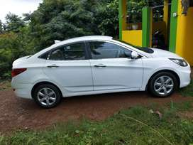 Verna CRDI EX in Excellent Condition personal use