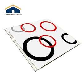 PVC Golden Berbagai Motif