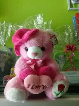 Boneka Bear Topi S
