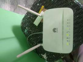 HUAWEI router excellent condition