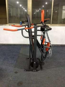 Treadmill manual 6 fungsi new model AR351