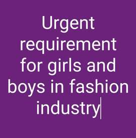 Urgent required for office work