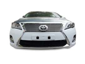 12 Corolla Front bumper luxel style