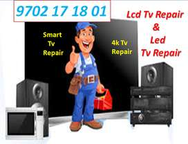 led tv and lcd tv and all electronic item repair