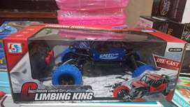 Children climbing king toy remote control car