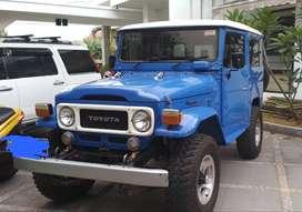 Dijual Toyota Hardtop FJ 40 1980