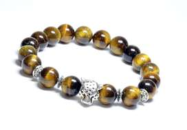 Tiger Eye Men Bracelet