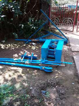 Monkey hoist 300 kg and 500kg with good working condition