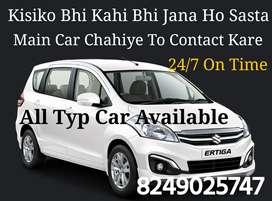 Sasta Main Car Rent main  chahiye To Contact Kare