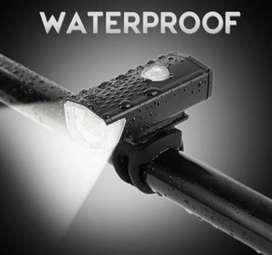 Lampu Sepeda Waterproof