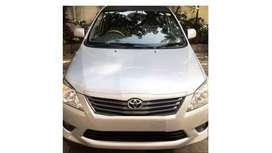 Toyota Innova 2.5 GX 7 STR, 2014, Diesel
